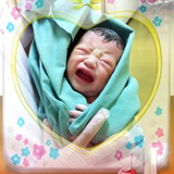 ♡沙希先生、元気な男の子を無事に出産しました。
