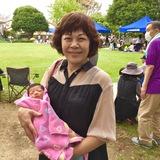 SAKI先生、第2子をご出産されました。